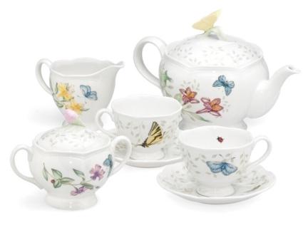 Lenox 9 pieces Teapot Set
